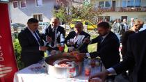 Ümraniye Belediyesi, Aşure'nin Bereketini Kardeş Şehri Fojnica'yla Paylaştı