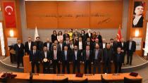 ESENYURT BELEDİYE MECLİSİ'NDE VEDA OTURUMU