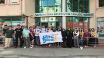 Gençler İstanbul'u Keşfediyor...