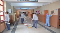 Pendik Okullarını temizliyor..