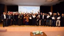 Sancaktepe'de Vatandaşlar Tapularına Kavuştu