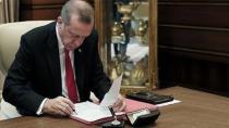 Cumhurbaşkanı Erdoğan: 6 üniversiteye rektör ataması yaptı!