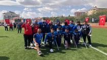 Ampute Futbol Türkiye Kupası turnuvası tamamlansı