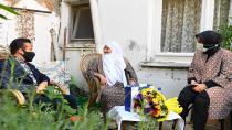 Başkan Yazıcı'dan Dünya Yaşlılar Günü'nde anlamlı ziyaret