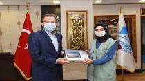 EBA için bağışlanan tabletler öğrencilere teslim ediliyor