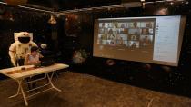 Ali Kuşçu Uzay Evi Çevrimiçi Eğitimleri ile 50 bin öğrenciye ulaşıldı