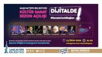 Kültür ve Sanat etkinlikleri dijital platforma taşındı!