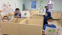 Bilge Çocuk eğitim projesi hayata geçti