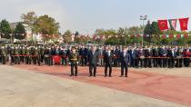 Tuzla'da Cumhuriyet Bayramı töreni