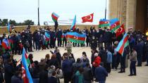 Azerbeycan'da Ağdam Sevinci!