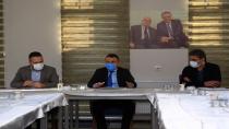 Afet Koordinasyon toplantısı