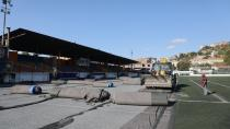 Alibeyköy Stadı yenilendi