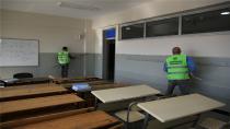Okullarda bakım ve onarım çalışması başladı