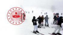 Kayak merkezlerine yeni genelge