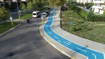 Pendik'te 'Bisiklet Yolu' ağı genişliyor