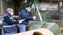 Larvaya karşı Beykoz'da kültürel mücadele