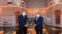 Erdoğan, Nevmekân Selimiye'nin açılışını yaptı