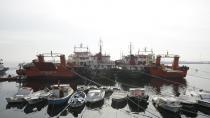 Sahil hurda gemilerden arındırıldı
