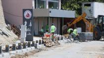 Poyrazköy Sokak Sağlıklaştırma Projesi'ne start verildi