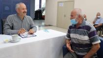 Gebze'de Halk Buluşmaları Yeniden Başladı